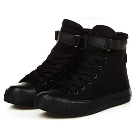 High top sneakers for men