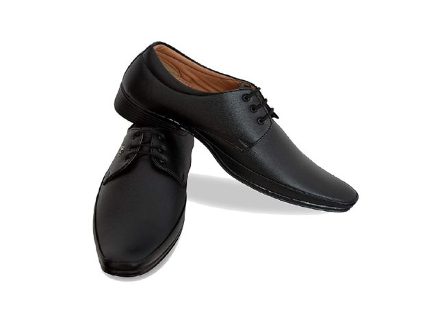 Lace Up Leather Formal Shoes