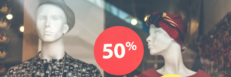 50 % Discount