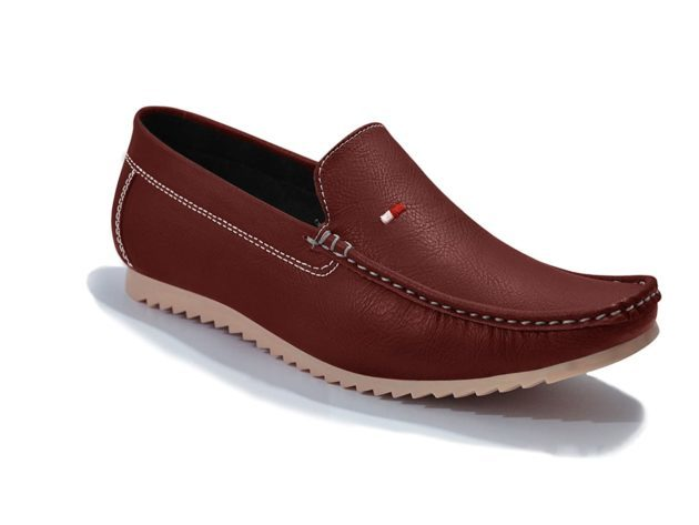 Brown Casual Loafers For Men