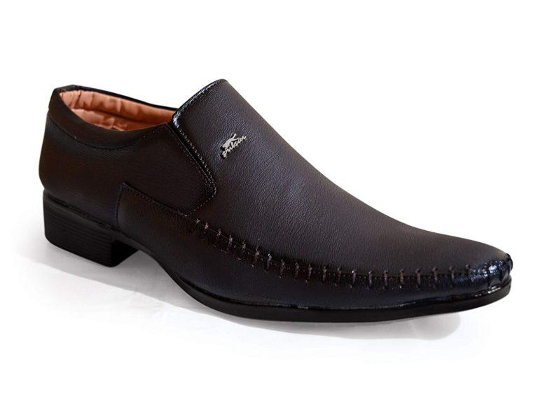Designer Brown Formal Shoes