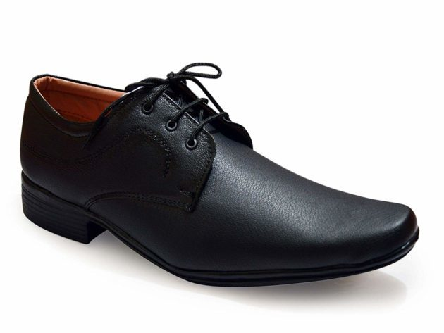 Lace Up Black Formal Shoes