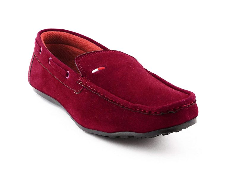 Red Loafers For Men buy online
