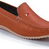 Tan Semi Formal Loafers