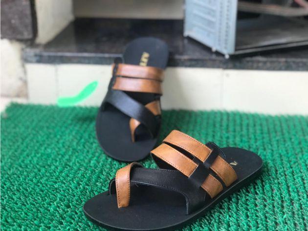 Waterproof lightweight slippers