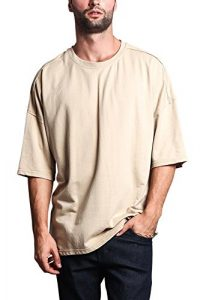 Baggy-style-t-shirt-Different Types Of T-shirts