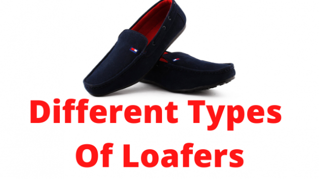 Different Types Of Loafers