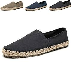 Espadrille-Loafer-Shoes Different Types Of Loafers