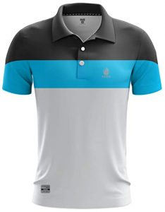 Polo-t-shirt-collar-styles-Different Types Of T-shirts