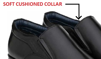 sOFT cUSHIONED fORMAL sHOES