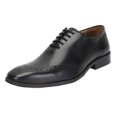 Quarter Brogue Shoes