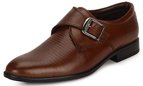 Single Strap Monk Shoes