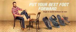 vkc top indian footwear brand