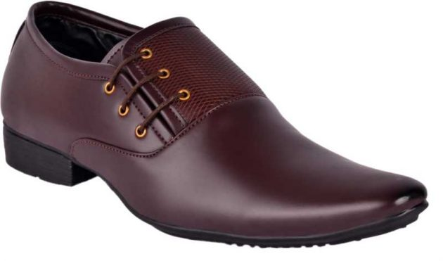 brown formal shoes below 500