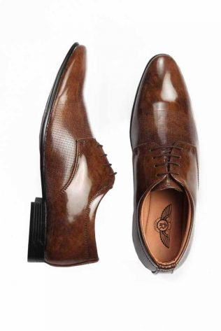 lace up formal shoes under 499