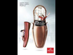 metro top indian footwear brand