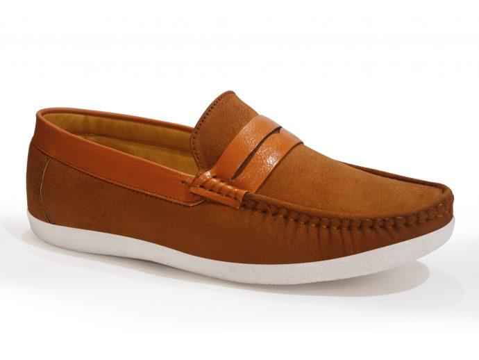 kahki casual shoes men