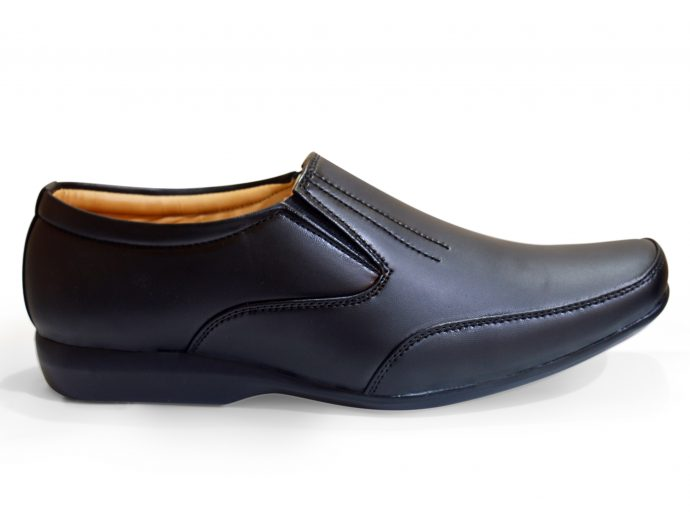 slip on office shoes man
