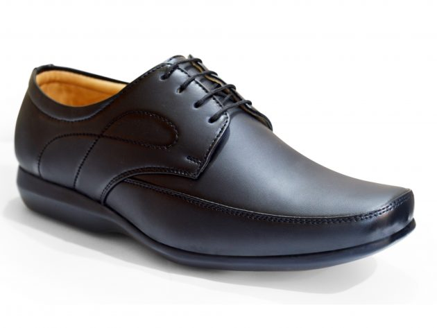 With Lace Formal Shoes Black Shoes For Men