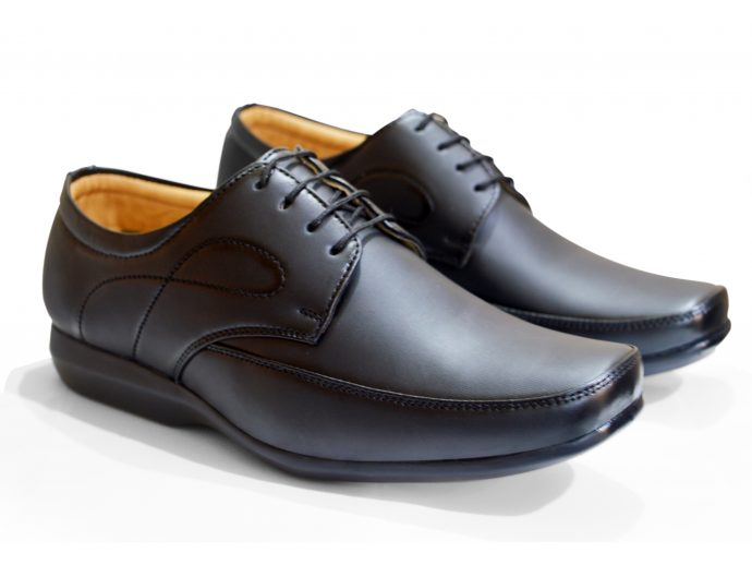 Derby Formal Shoes Flat