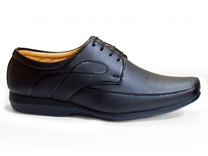 flat sole office shoes men