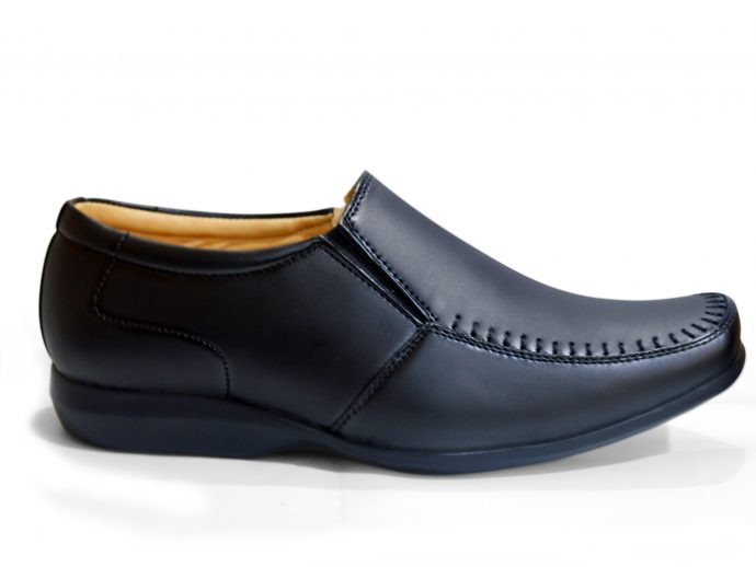 formal shoes for men black without lace