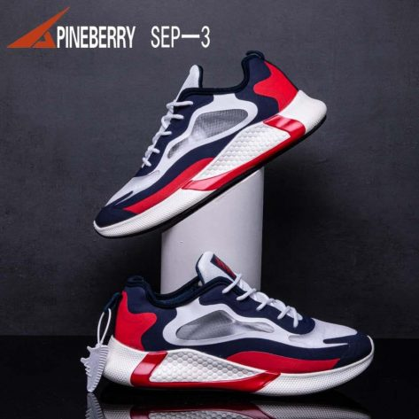 Imported Sports Shoes White