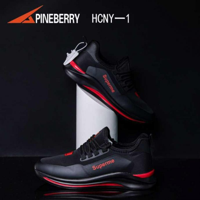 Imported Sports Shoes Black