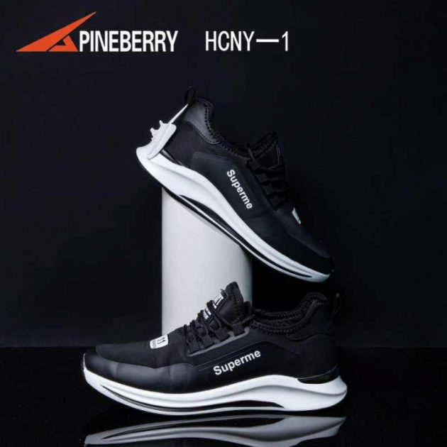 Imported Sports Shoes white black
