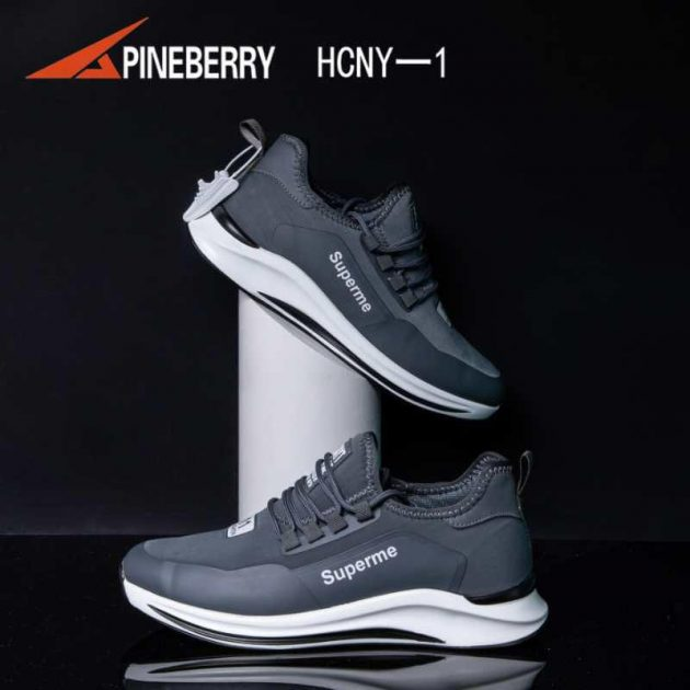 Imported Sports Shoes grey
