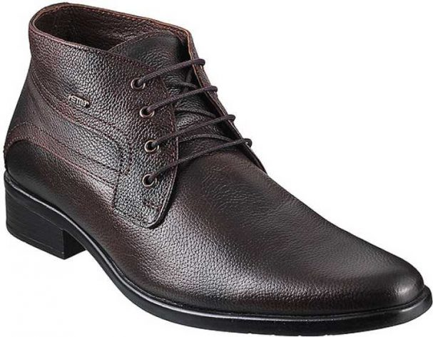 Metro Formal shoes for men brown boots