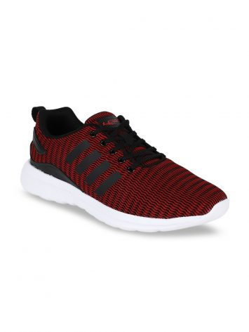 Lancer sports shoes red