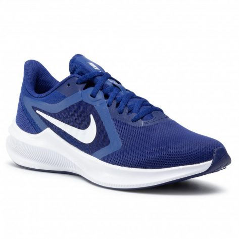 Nike Downshifter 10 Lace-Up Running Shoes
