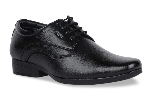 Bata formla shoes men black with lace