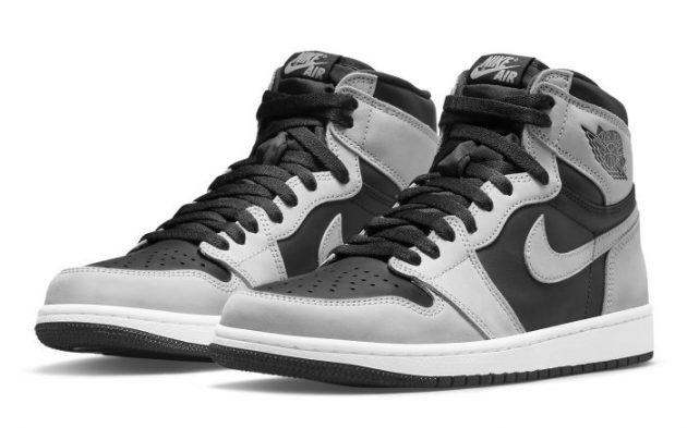 Jordan 1 Black Grey Nike Sports Shoes