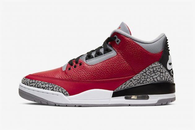 Nike Air Jordan III Jordan 3 SE Red Cement