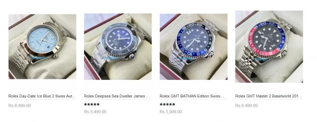 Rolex First Copy Watch price