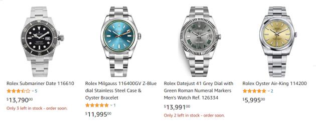 Rolex Genuine Watch price